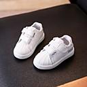 זול נעלי תינוקות-בנים / בנות נעליים PU אביב / סתיו נוחות נעלי ספורט ל לבן / שחור / ורוד
