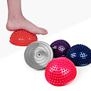 cheap Fitness Gear & Accessories-Exercise Ball / Fitness Ball / Yoga Ball / Massage Ball Massage, Trigger Point Support With Massage For Training / Balance