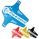 billige Bike Fenders-Skærme Vejcykel Mountain Bike Plastik - 2pcs Guld Sort Rød Blå
