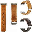 tanie Inteligentny zegarek Akcesoria-Watch Band na Fitbit ionic Fitbit Klasyczna klamra Skóra naturalna Opaska na nadgarstek
