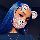 cheap Human Hair Wigs-Remy Human Hair Lace Front Wig Brazilian Hair Straight Wig 130% With Baby Hair / Natural Hairline / Unprocessed Blue Women's Short / Long / Mid Length Human Hair Lace Wig
