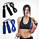 cheap Fitness Gear & Accessories-Skipping Rope / Jump Rope / Skipping Rope With PVC(PolyVinyl Chloride) / PP Simple, Adjustable Length, Durable For Leisure Sports / Indoor