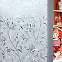 halpa Lukko-Kukka Kukka-aihe Matte, PVC/Vinyl materiaali ikkuna Decoration Olohuone Bath Room Shop / Kahvila