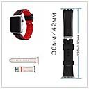 baratos Smartwatch Acessórios-Pulseiras de Relógio para Apple Watch Series 3 / 2 / 1 Apple Fecho Clássico Silicone Tira de Pulso