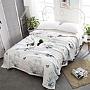cheap Quilts & Coverlets-Comfortable - 1pc Bedspread / 1pc Quilt Summer Polyster Floral