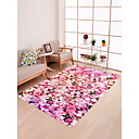 cheap Rugs-Doormats / Bath Mats / Area Rugs Sports & Outdoors / Modern Flannelette, Rectangle Superior Quality Rug / Non Skid