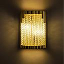 tanie Mini-style wisiorek światła-JLYLITE Styl MIni Prosty / Nowoczesny / współczesny Salon / Korytarz Metal Światło ścienne 110-120V / 220-240V 40 W / E12 / E14