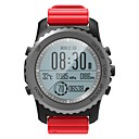 abordables Relojes Inteligentes-Reloj Multifunción Reloj elegante JSBP-S968 para Android iOS Bluetooth GPS Control APP inteligente Pulse Tracker Temporizador Reloj Cronómetro Podómetro / Recordatorio de Llamadas / Despertador