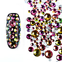 cheap Rhinestone & Decorations-800 pcs Nail Jewelry Rhinestone Glow Casual / Daily Nail Art Design