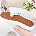 abordables Accesorios de Limpieza de la Cocina-Cocina Limpiando suministros Nailon / PÁGINAS Cepillo para Zapatos Anti-Polvo 1pc