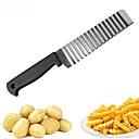 povoljno Pribor za voće i povrće-Nehrđajući čelik Cutting Tools Pribor za voće i povrće Kreativna kuhinja gadget Kuhinjski pribor Alati Krumpir Mrkva Krastavac 1pc