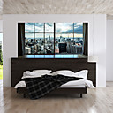 cheap Wall Stickers-Decorative Wall Stickers - 3D Wall Stickers Landscape / 3D Living Room / Bedroom / Bathroom