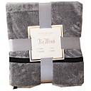preiswerte Sofadecken & Überwürfe-Korallenfleece, Bedruckt & Jacquard Druck Acrylfasern Polyester / Polyamid Decken