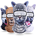 cheap LED Strip Lights-Balaclava / Pollution Protection Mask All Seasons Moisture Wicking / Dust Proof / Breathable Cycling / Bike Unisex Polyester Animal / Stretchy