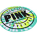 זול מגבת יד-איכות מעולה מגבת חוף, יצירתי / פסים 100% סיב מיקרו 1 pcs