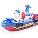 cheap Toy Boats-Toy Boat Boat Nautical Water Spray Plastic Shell Gift 1pcs