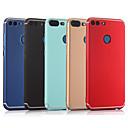 זול מגנים לטלפון & מגני מסך-מגן עבור Huawei Honor 9 Lite / Honor 7X מזוגג כיסוי אחורי אחיד קשיח PC ל Honor 9 / Huawei Honor 9 Lite / Honor 8
