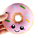 cheap Kigurumi Pajamas-LT.Squishies Squeeze Toy / Sensory Toy / Stress Reliever Donuts Office Desk Toys / Decompression Toys / 1pcs Children's All Gift