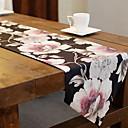 tanie Podkładki stołowe-Współczesny PVC / Włókniny Kwadrat Podkładki Kwiaty / Haft Dekoracje stołowe 1 pcs