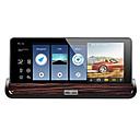 economico Telecamere retromarcia auto-V40 1080p Visione notturna / Dual Lens Automobile DVR 140 Gradi Angolo ampio 7 pollice Dash Cam con Wi-fi / GPS / G-Sensor Registratore