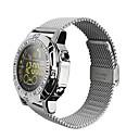 levne Chytré hodinky-EX-28A Inteligentní hodinky Android iOS Bluetooth Voděodolné Spálené kalorie Dlouhá životnost na nabití Cvičební tabulka Stopky Záznamník hovorů Chronograf / Krokoměry / Čidlo gravitace / > 480