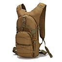 hesapli Fenerler-15 L Sırt Çantaları - Yağmur-Geçirmez, Giyilebilir Açık hava Kamp, Askeri, Seyahat Oxford Kahverengi, Ordu Yeşili, Kamuflaj