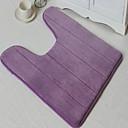 tanie Maty i dywany-1 szt. Casual / Nowoczesny Dywany łazienkowe Bawełna Geometric Shape Nieregularny Łazienka