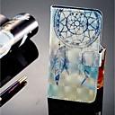 ieftine Cazuri telefon & Protectoare Ecran-Maska Pentru Huawei P20 lite P20 Pro Titluar Card Portofel Cu Stand Întoarce Magnetic Carcasă Telefon Prinzător de vise Greu PU piele