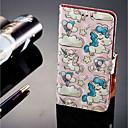 povoljno Telefon slučajevi & Zaštita ekrana-Θήκη Za Huawei P20 Pro / P20 lite Novčanik / Utor za kartice / sa stalkom Korice Jednorog Tvrdo PU koža za Huawei P20 / Huawei P20 Pro / Huawei P20 lite
