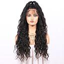 זול פיאות תחרה משיער אנושי-שיער ראמי חזית תחרה פאה שיער ברזיאלי גלי פאה 130% עם שיער בייבי / שיער טבעי / פאה אפרו-אמריקאית בגדי ריקוד נשים קצר פיאות תחרה משיער אנושי