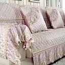 tanie Pokrowce na sofy i fotele-Pokrowiec na sofę Jendolity kolor / Kwiaty / Geometryczny Reactive Drukuj Poliester slipcovers