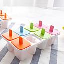 ieftine Ustenside de copt-Instrumente de coacere silicagel Bucătărie Gadget creativ Ciocolatiu / Gheață / pentru Fructe Stamper & răzuitor 1 buc