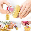 cheap Bakeware-Decorating Tool For Pie For Cookie For Cake Plastic High Quality