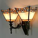 preiswerte Wandleuchten-Neues Design Modern / Zeitgenössisch Wandlampen Wohnzimmer / Schlafzimmer Metall Wandleuchte 220-240V 30W