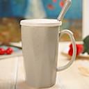 ieftine Lămpi de vid și termose-Drinkware Porţelan Căni -Izolate termic Reținerea de căldură 1pcs