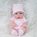 cheap Chandeliers-NPKCOLLECTION Reborn Doll Baby Girl 12 inch Full Body Silicone Silicone - Newborn lifelike Eco-friendly Gift Hand Made Child Safe Kid's Unisex / Girls' Toy Gift / Natural Skin Tone / Floppy Head