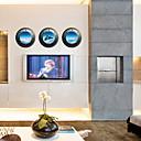 preiswerte Wand-Sticker-Dekorative Wand Sticker - 3D Wand Sticker Landschaft 3D Wohnzimmer Schlafzimmer Badezimmer Küche Esszimmer Studierzimmer / Büro