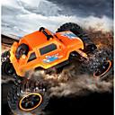 ieftine Mașini de control radio-RC Car 2836 2.4G Buggy (Off-road) / Rock alpinism auto 1:14 Motor electric cu Perii 30 km/h KM / H