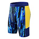 cheap Athletic Swimwear-Men's Swim Shorts Waterproof, Chlorine resistance, Comfortable Nylon / Spandex Short Pant Swimwear Beach Wear Board Shorts Patchwork Swimming / Beach