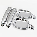 cheap Cookie Tools-8pcs Car Door Handles / Door Bowl Business Paste Type for Car Door For Audi Q3 All years