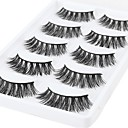cheap Eyelashes-lash False Eyelashes Professional Level / Portable Makeup 1 pcs Eye Professional / Portable Daily / Date Daily Makeup Natural Curly Cosmetic Grooming Supplies