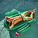tanie Fidget Spinners-Dmuchane materace PVC Trwały, Nadmuchiwany Pływacki / Sporty wodne na Doroślu 180*140*20 cm