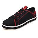 ieftine Pantofi Sport de Bărbați-Bărbați Pânză Vară Confortabili Adidași de Atletism Alergare / Plimbare Bloc Culoare Negru / Alb / Negru / Roșu / Negru / Galben