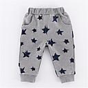 ieftine Pantaloni Băieți-Bebelus Băieți De Bază Mată Poliester Pantaloni Roz Îmbujorat / Copil