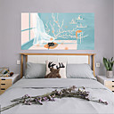 cheap Wall Stickers-Decorative Wall Stickers - 3D Wall Stickers Abstract / Landscape Living Room / Bedroom