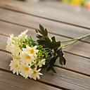 ieftine Flori Artificiale-Flori artificiale 1 ramură Clasic Rustic Crizantemă Față de masă flori