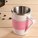 ieftine Lămpi de vid și termose-Drinkware Teak Căni de Cafea -Izolate termic 1 pcs