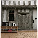 זול צִיוּר קִיר-מצחיק / חופשה קיר תפאורה פּוֹלִיאֶסטֶר קלסי / וינטאג' וול ארט, קיר שטיחי קיר תַפאוּרָה