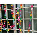 זול מזכרות מחזיקי מפתחות-עיצוב מיוחד לחתונה נייר טהור קישוטי חתונה חתונה / יום הולדת נושאי גן / חתונה / משפחה כל העונות