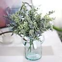 cheap Artificial Plants-Artificial Flowers 3 Branch Simple Style / Modern Plants / Eternal Flower Tabletop Flower